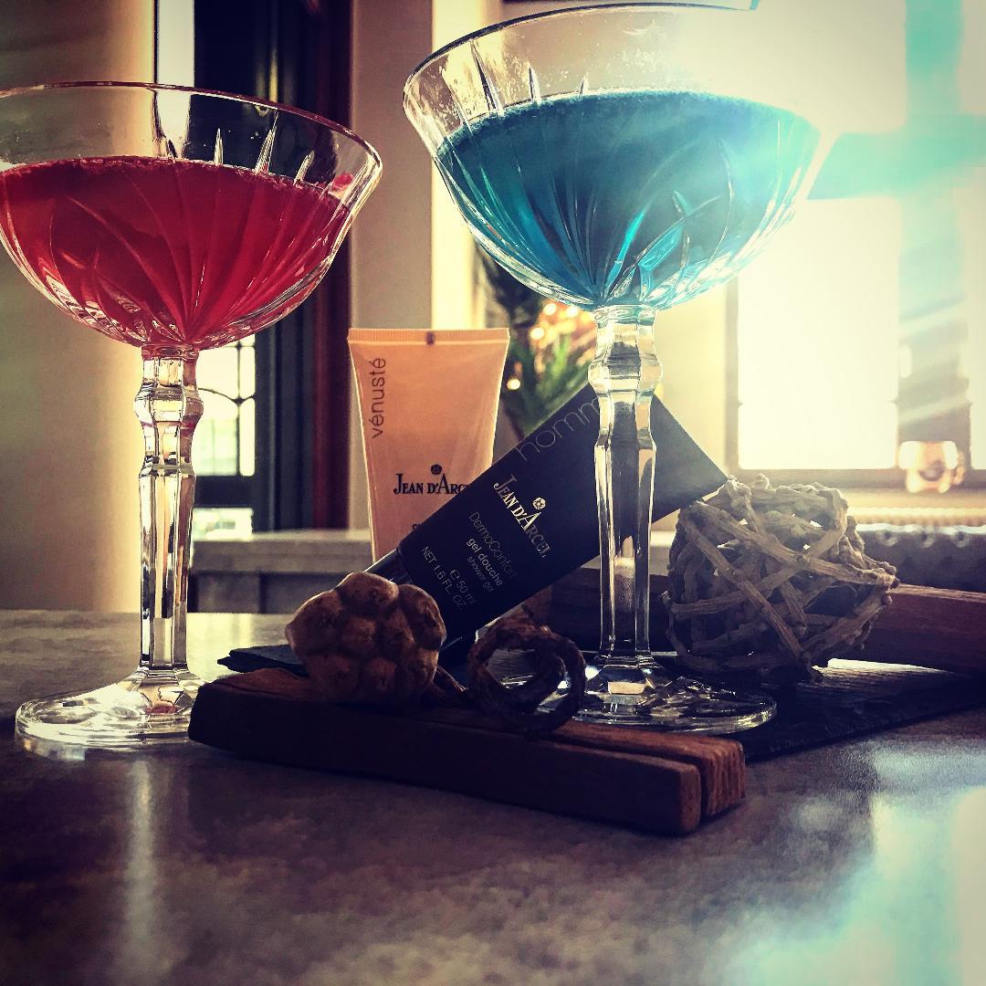Cocktails Man & Frau
