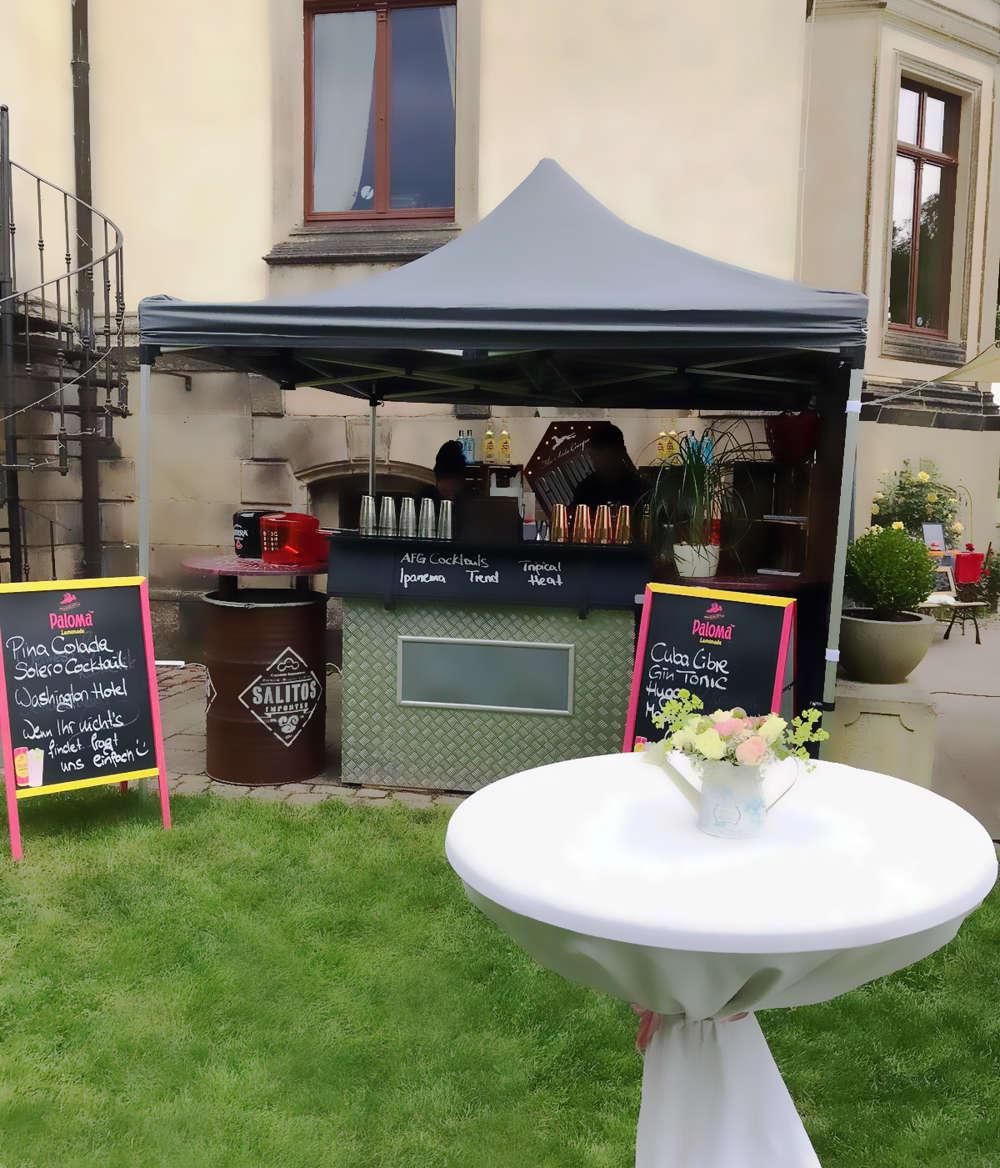 Mobile Bar buchen
